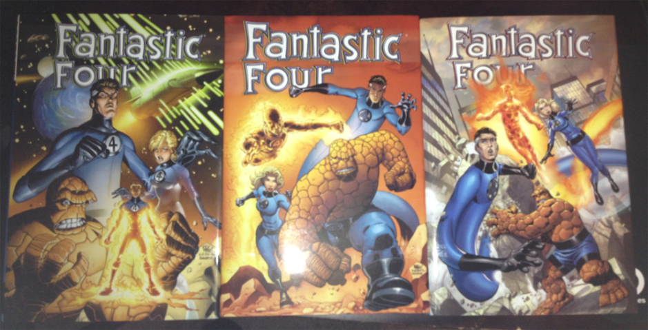 Mark Waid's run - collected in Fantastic Four Volumes 1-3
