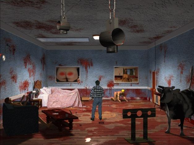 ...your parents' bedroom...