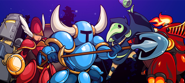 Now Playing: Shovel Knight(2015)