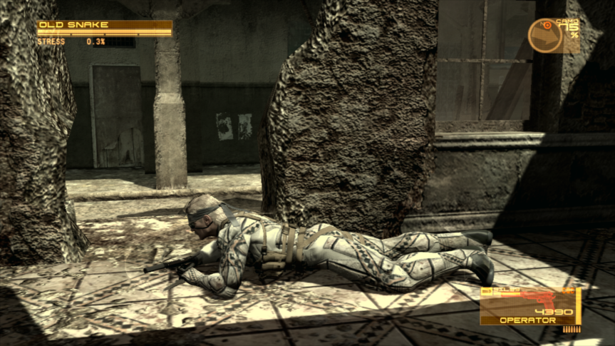 mgs4game