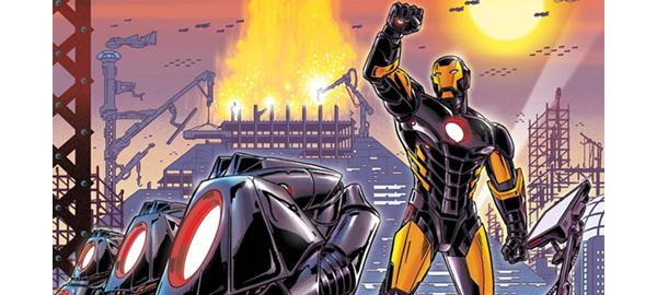Now Reading: Iron Man(2013-2014)