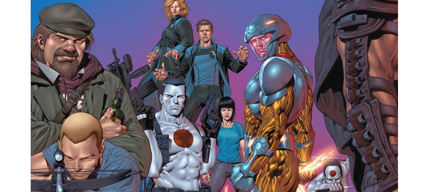 Now Reading: Valiant Comics(2012-present)