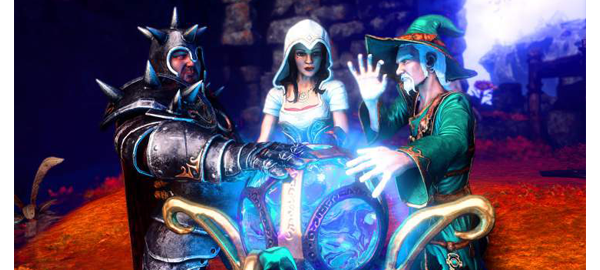 Now Playing: Trine 3 (2015)
