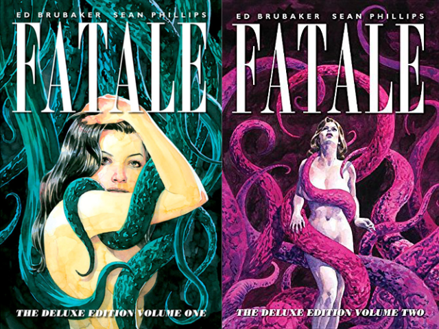 Most conveniently collected in Fatale - Deluxe Edition Volumes 1 and 2