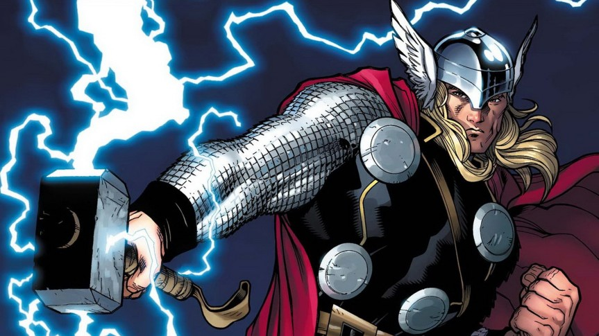 Now Reading: Thor (1983-2015) Part3