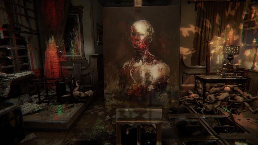Now Playing: Layers of Fear(2016)
