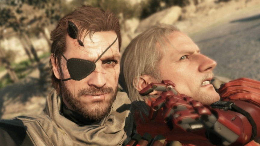 Now Playing: Metal Gear Solid 5(2015)