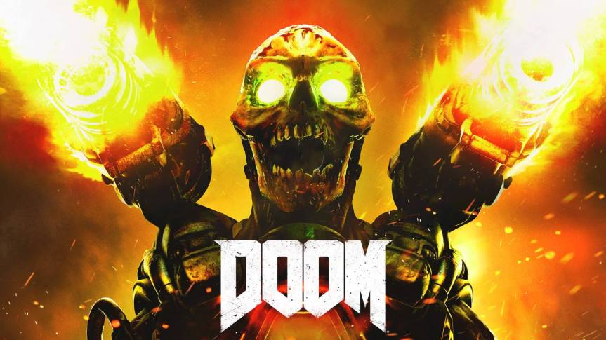 Now Playing: Doom (2016)