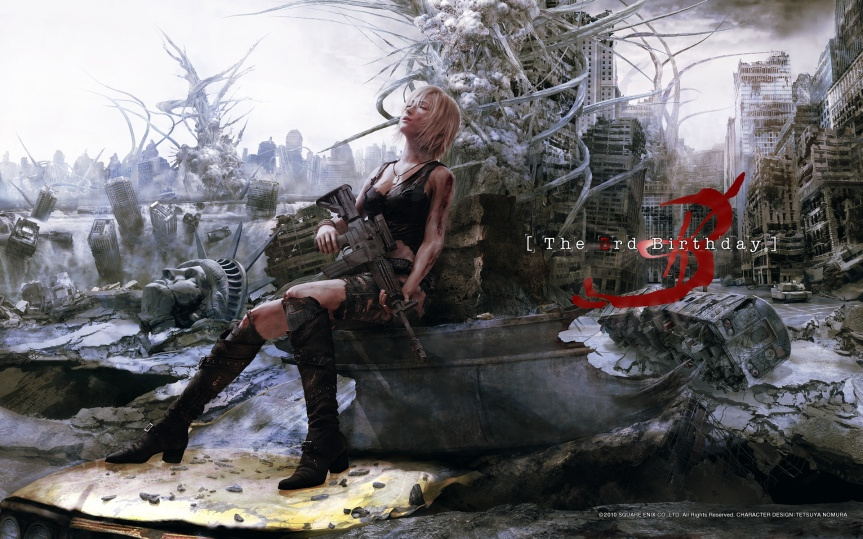 Now Playing: The 3rd Birthday (Parasite Eve 3) (2011)