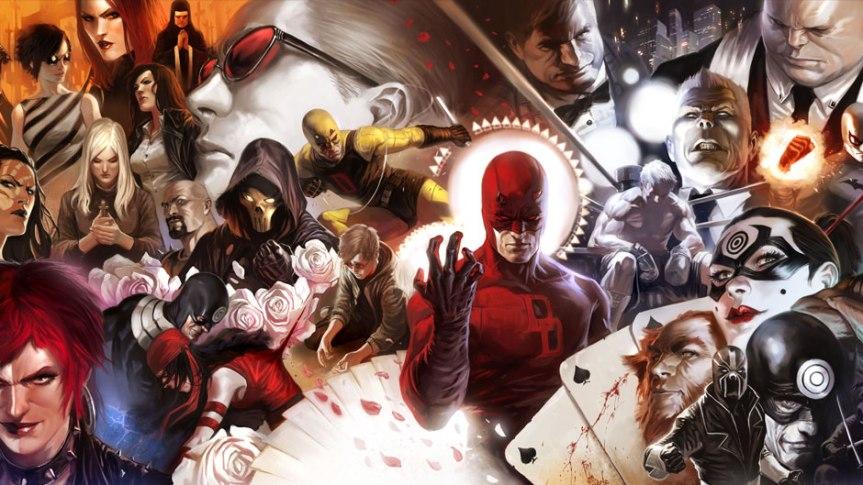 Now Reading: Daredevil(1980-2016)