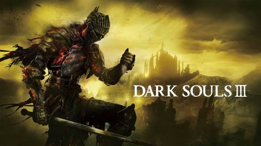 Now Playing: Dark Souls 3 (2016)