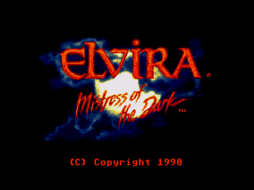 Elvira: Mistress of the Dark (1990)