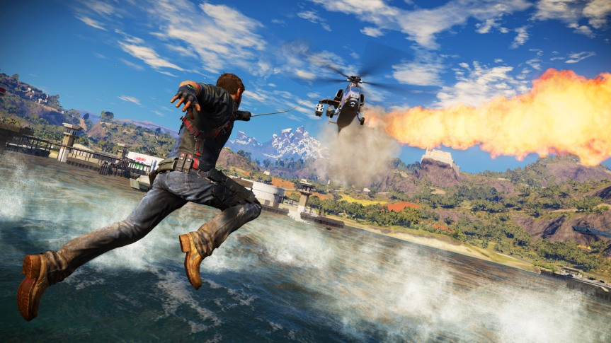 Now Playing: Just Cause 3 (2015)