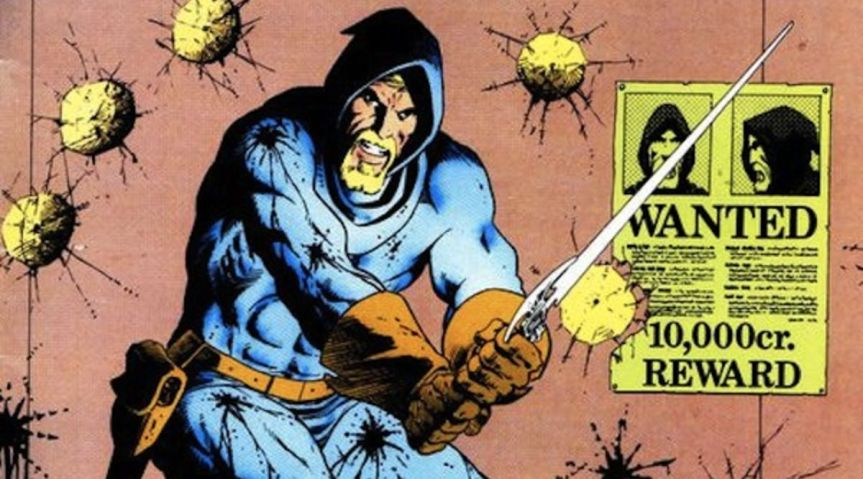 Now Reading: Dreadstar