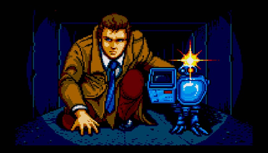 Now Playing: Snatcher (1994)