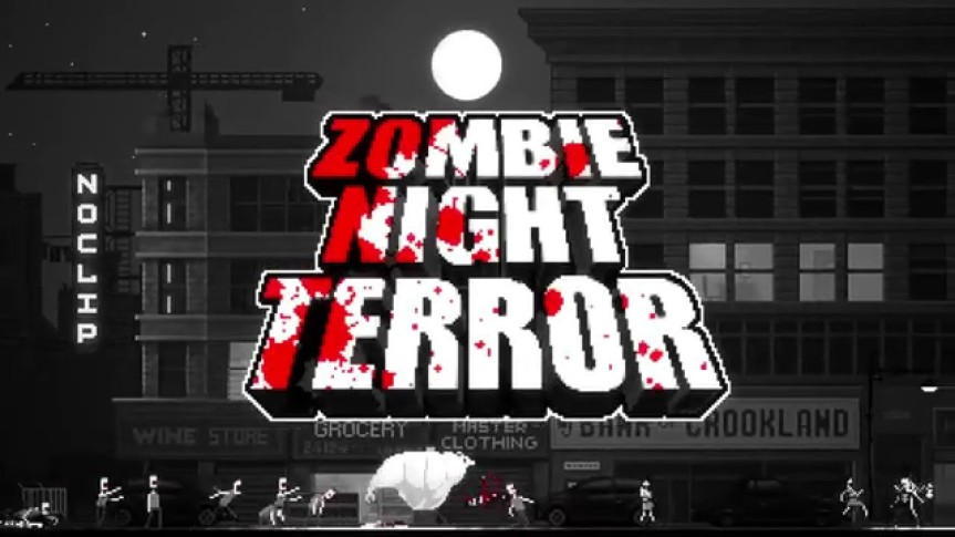 Now Playing: Zombie Night Terror (2016)