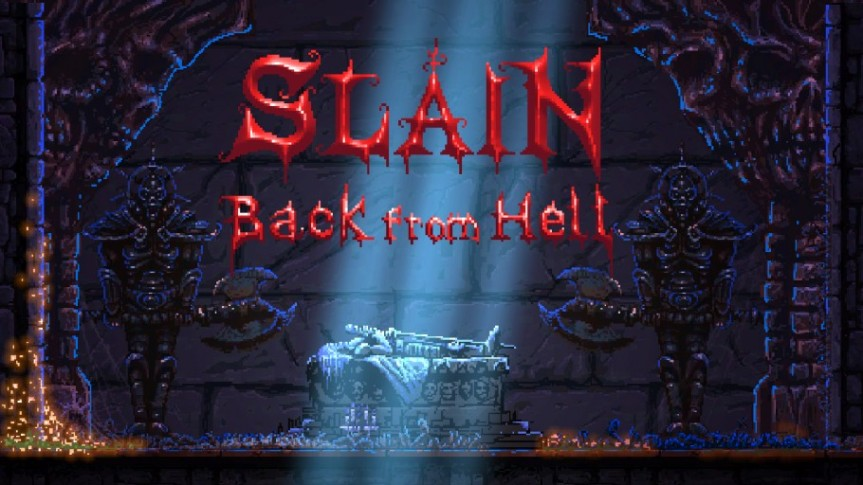 Now Playing: Slain (2016)