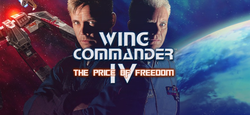 Now Playing: Wing Commander IV(1996)