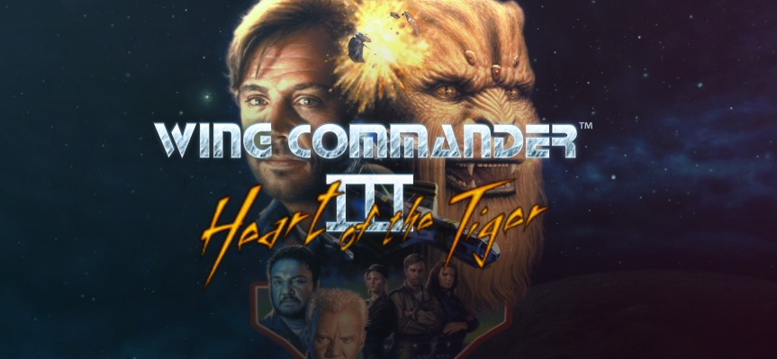 Now Playing: Wing Commander III(1994)