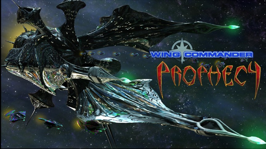 Now Playing: Wing Commander: Prophecy(1997)