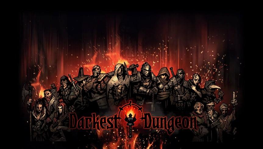 Now Playing: Darkest Dungeon(2016)