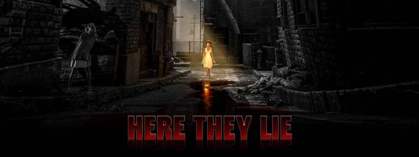 Now Playing: Here They Lie (2016)
