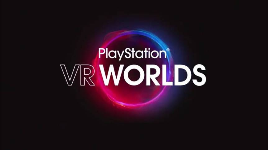 Now Playing: VR Worlds (2016)