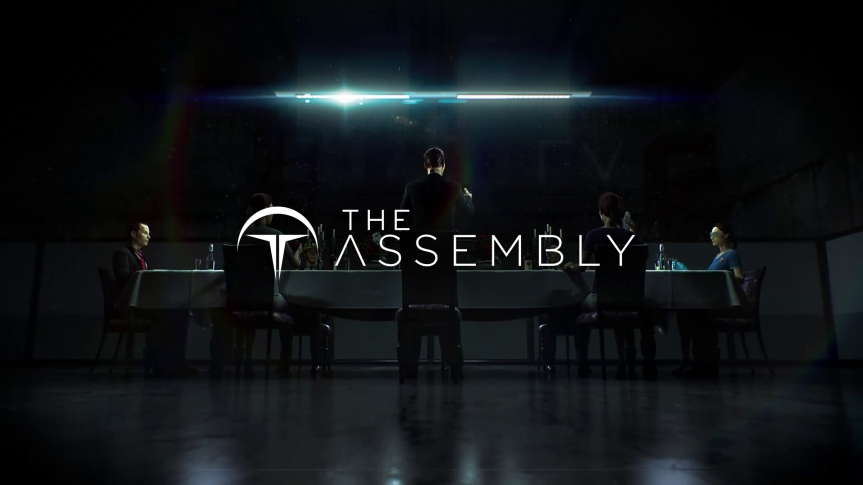 Now Playing: The Assembly (2016)