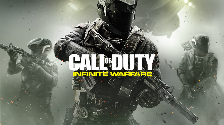 Now Playing: Call Of Duty – Infinite Warfare (2016)