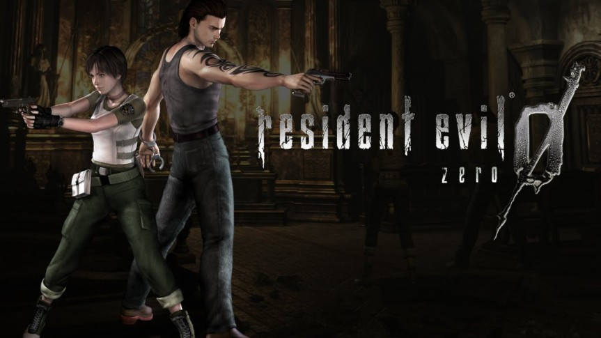 Now Playing: Resident Evil 0 (2002)
