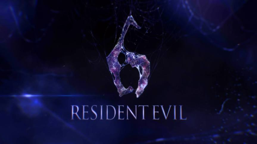 Now Playing: Resident Evil 6(2012)