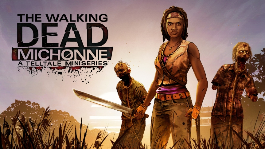 Now Playing: The Walking Dead – Michonne(2016)