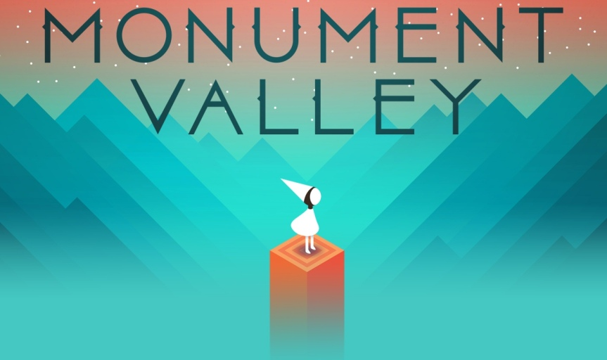 Now Playing: Monument Valley(2014)