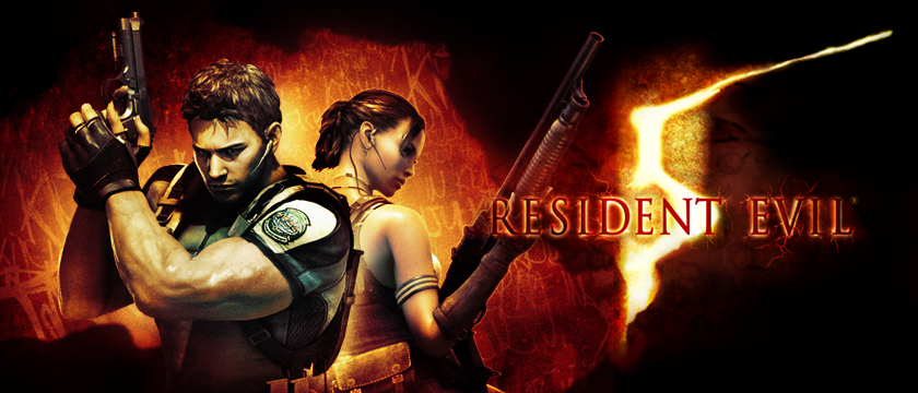 Now Playing: Resident Evil 5(2009)