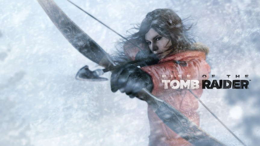 Now Playing: Rise Of The Tomb Raider(2016)