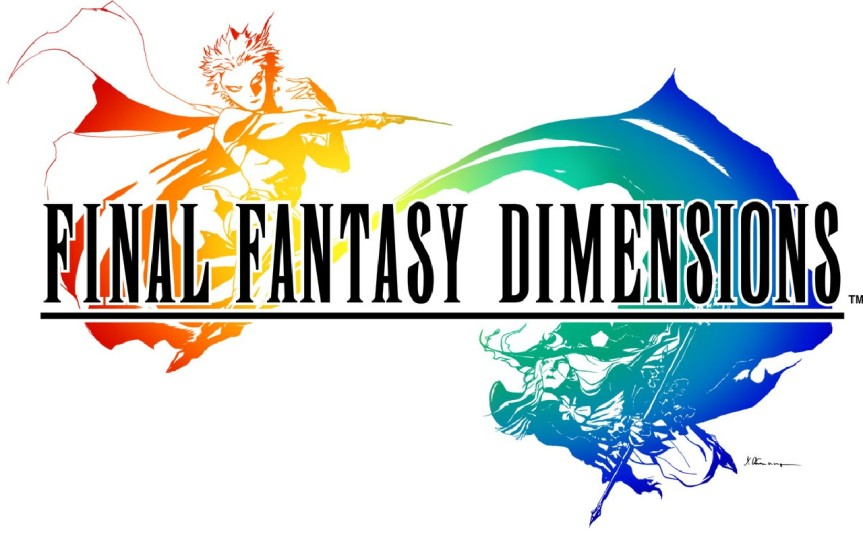 Now Playing: Final Fantasy Dimensions (2010)