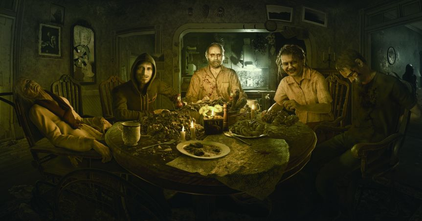 Now Playing: Resident Evil 7 (2017)