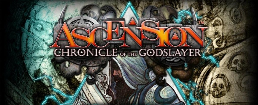 Now Playing: Ascension: Chronicle Of The Godslayer (2011-2017)
