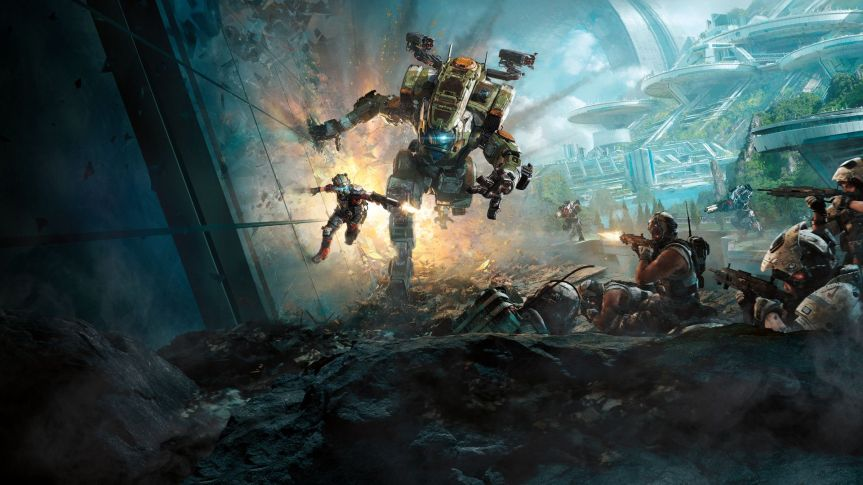 Now Playing: Titanfall 2 (2016)