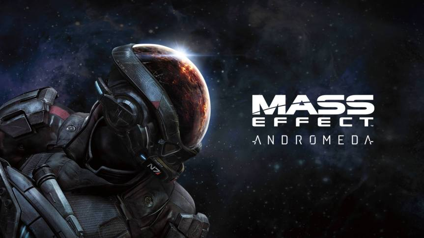 Now Playing: Mass Effect – Andromeda(2017)