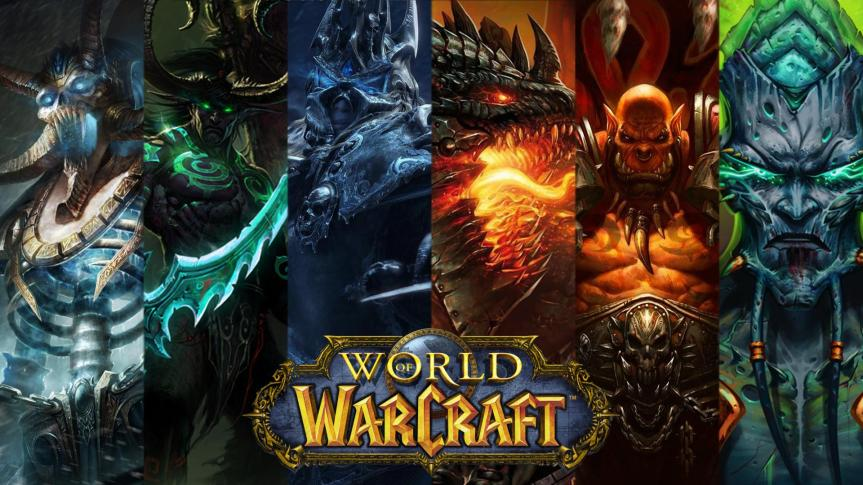 Wild World of Warcraft III