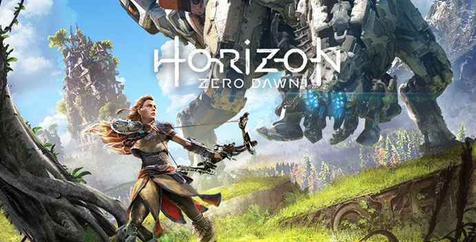 Chipping Away At Horizon – Zero Dawn